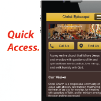 quick access mobile phoneI