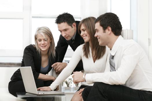 Create a team based on various skills sets.