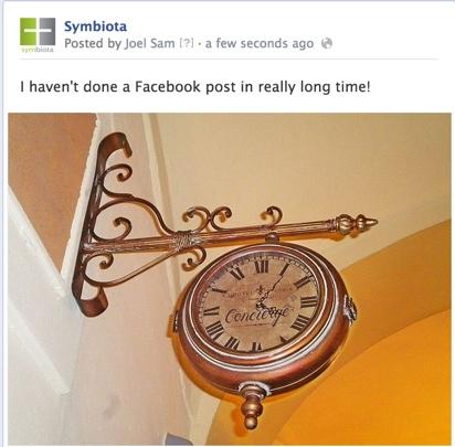 Post often on social media sites for optimum results.
