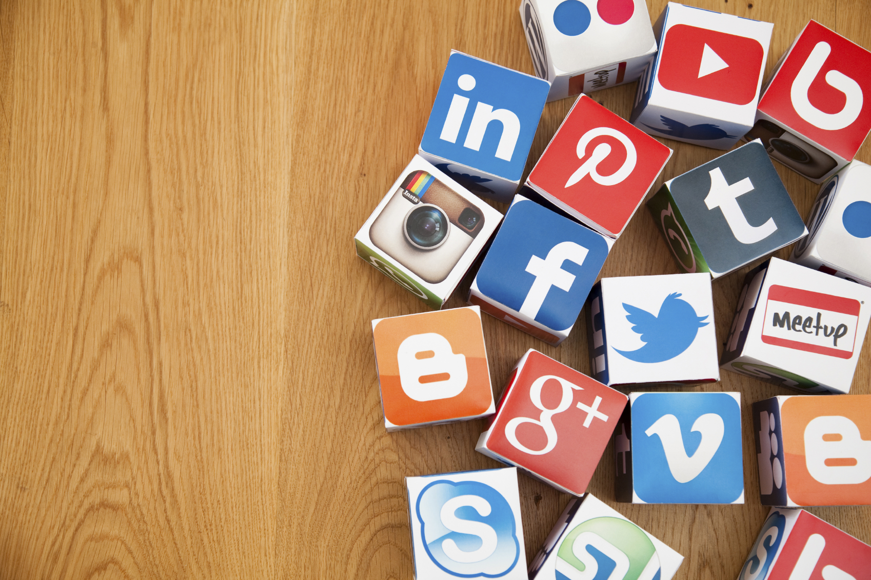 Facebook is not the only social media site available to you!