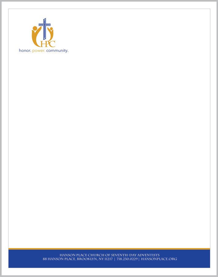 Pin Church Letterhead on Pinterest: www.pinstopin.com/church-letterhead...